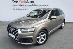 Audi Q7 II 3.0 TDI 272KM S-Line Oś sketna Panorama // ASO od dealera! FV23%