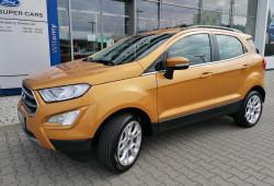 Ford EcoSport Titanium 125 KM Od ręki