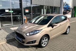 Ford Fiesta1.0 Ecoboost 100KM // ASO od dealera ! Gwarancja 12mscy