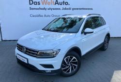Volkswagen Tiguan 1.4 TSI 150KM Join LED, NAVI // ASO od dealera !